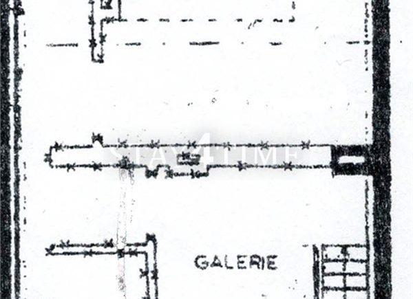 29 Grundriss Galerie