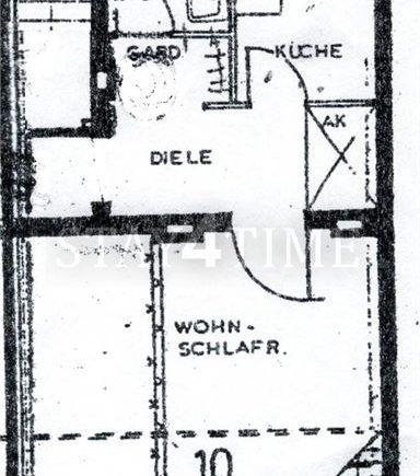 30 Grundriss Wohnung